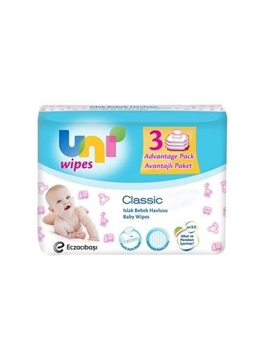 Uni Baby Unibaby Islak Mendil Renksiz